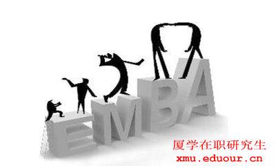 厦大在职研究生EMBA授课内容